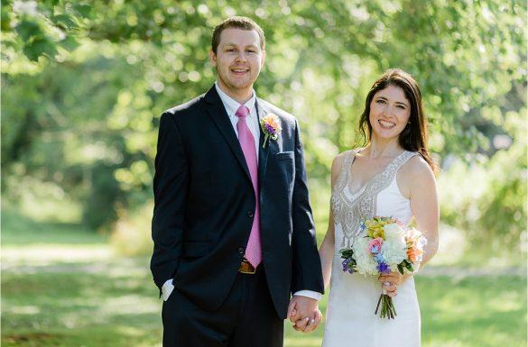 A Kent Island Summer Elopement | Rachel & Jeff