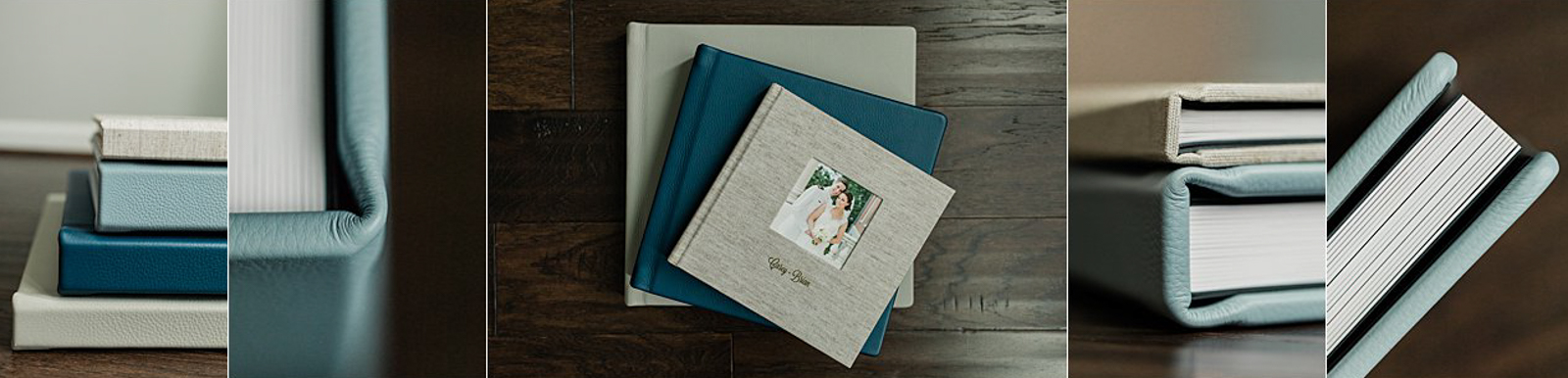 Heirloom Wedding Albums