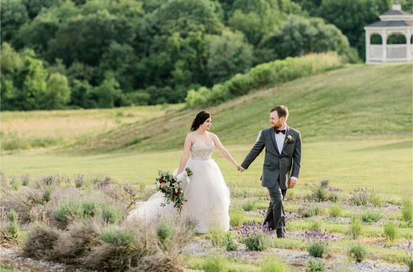Springfield Manor Winery Wedding – Cat & Nick